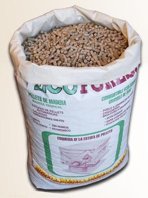 G2m renovables proyectos biomasa - Sacos de pellets ...